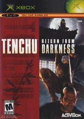 Tenchu Return from Darkness (Xbox) Pre-Owned: Game, Manual, and Case
