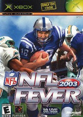 NFL Fever 2003 (Xbox) Pre-Owned: Game, Manual, and Case