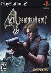 Resident Evil 4 (Playstation 2 / PS2) Pre-Owned: Game, Manual, and Case