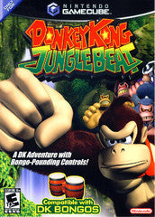 Donkey Kong Jungle Beat (Nintendo GameCube) Pre-Owned: Game, Manual, and Case