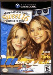 "Mary Kate & Ashley ""Sweet 16"" Licensed to Drive (Nintendo GameCube) Pre-Owned: Game, Manual, and Case"