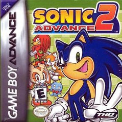 Sonic Advance 2 (Nintendo GameBoy Advance) Pre-Owned: Cartridge Only