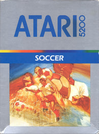RealSports Soccer (Atari 5200) Pre-Owned: Cartridge Only