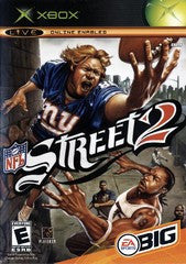 NFL Street 2 (Xbox) Pre-Owned: Game, Manual, and Case