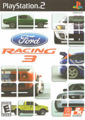 Ford Racing 3 (Playstation 2 / PS2) Pre-Owned: Game, Manual, and Case
