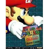 Super Mario 64 (Official Nintendo Player's Strategy Guide) Pre-Owned