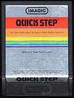Quick Step (Atari 2600) Pre-Owned: Cartridge Only