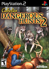 Cabela's Dangerous Hunts 2 (Playstation 2 / PS2) Pre-Owned: Disc Only