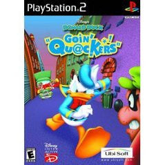 Donald Duck: Goin' Quackers (Playstation 2) Pre-Owned: Disc(s) Only