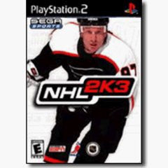 NHL 2K3 (Sega Sports) (Playstation 2 / PS2) Pre-Owned: Game and Case