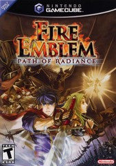Fire Emblem Path of Radiance (Nintendo GameCube) Pre-Owned: Game, Manual, and Case