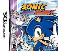 Sonic Rush (Nintendo DS) Pre-Owned: Game, Manual, and Case