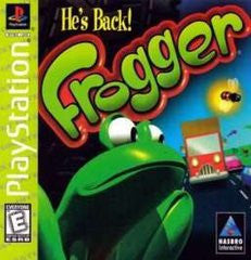 Frogger (Playstation 1) Pre-Owned: Game, Manual, and Case