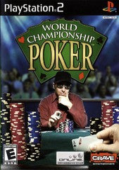 World Championship Poker (Playstation 2 / PS2) Pre-Owned: Disc Only