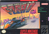 F-Zero (Super Nintendo / SNES Game) Pre-Owned - Cartridge Only 1