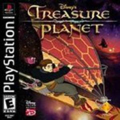 Treasure Planet (Playstation 1 / PS1) Pre-Owned: Game, Manual, and Case