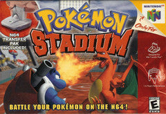 Pokemon Stadium (Nintendo 64 / N64) Pre-Owned: Cartridge Only