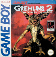 Gremlins 2: The New Batch (Nintendo Game Boy) Pre-Owned: Cartridge Only