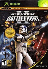 Star Wars Battlefront II 2 (Xbox) Pre-Owned: Game, Manual, and Case