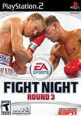 Fight Night Round 3 (Playstation 2 / PS2) Pre-Owned: Game, Manual, and Case