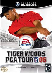 Tiger Woods PGA Tour 06 (Nintendo GameCube) Pre-Owned: Game, Manual, and Case
