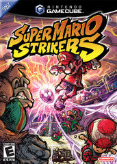 Super Mario Strikers (Nintendo GameCube) Pre-Owned: Game, Manual, and Case