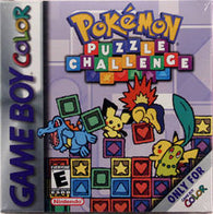 Pokemon Puzzle Challenge (Nintendo Game Boy Color) Pre-Owned: Cartridge Only