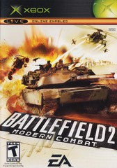 Battlefield 2 Modern Combat (Xbox) Pre-Owned: Game, Manual, and Case