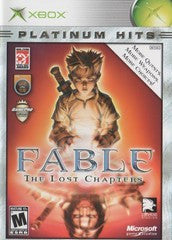 Fable the Lost Chapters (Xbox) Pre-Owned: Game, Manual, and Case