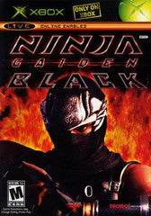 Ninja Gaiden Black (Xbox) Pre-Owned: Game, Manual, and Case