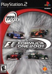 FORMULA ONE 2001 (Playstation 2) Pre-Owned: Disc(s) Only