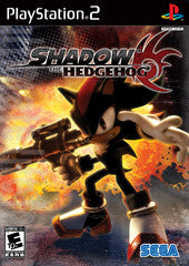 Shadow the Hedgehog (Playstation 2 / PS2) Pre-Owned: Game, Manual, and Case