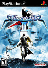 Soul Calibur III 3 (Playstation 2 / PS2) Pre-Owned: Game, Manual, and Case
