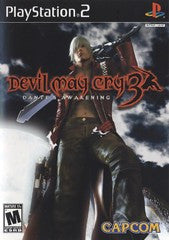 Devil May Cry 3 (Playstation 2 / PS2) Pre-Owned: Game, Manual, and Case