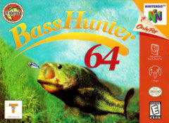 Bass Hunter 64 (Nintendo 64 / N64) Pre-Owned: Cartridge Only