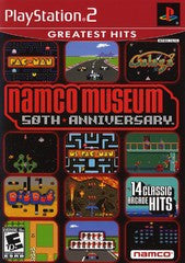 Namco Museum 50th Anniversary (Playstation 2 / PS2) Pre-Owned: Game, Manual, and Case