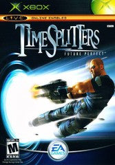 Time Splitters Future Perfect (Xbox) Pre-Owned: Game, Manual, and Case
