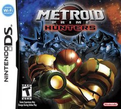 Metroid Prime Hunters (Nintendo DS) Pre-Owned: Game, Manual, and Case