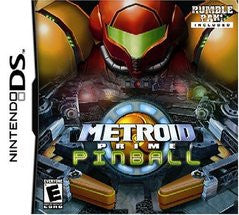 Metroid Prime Pinball (Nintendo DS) Pre-Owned: Cartridge Only