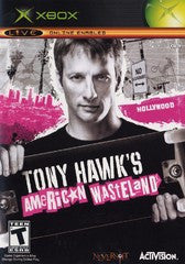 Tony Hawk American Wasteland (Xbox) Pre-Owned: Game, Manual, and Case