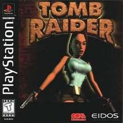 Tomb Raider (Playstation 1) Pre-Owned: Game, Manual, and Case