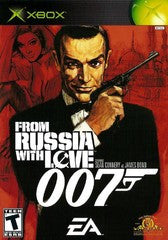 James Bond 007: From Russia With Love (Xbox) Pre-Owned: Game, Manual, and Case