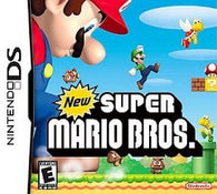 New Super Mario Bros (Nintendo DS) Pre-Owned: Game, Manual, and Case