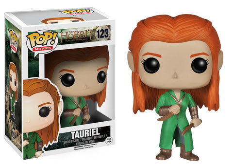 Funko POP! Figure - Movies #123: The Hobbit The Battle Battle of the Five Armies - Tauriel - NEW 1