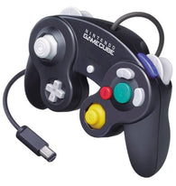 Official Wired Controller - Black (GameCube Accessory) Pre-Owned