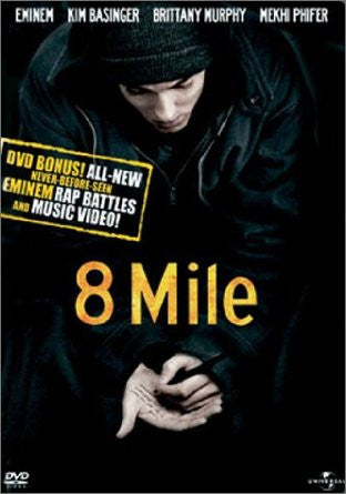 8 Mile (Full Screen Edition) (2002) (DVD / Movie) Pre-Owned: Disc(s) and Case