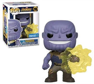 Avengers Infinity War: #296 Thanos (Wal-Mart Exclusive) (Funko POP!) Figure and Original Box
