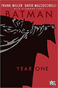 Batman: Year One (Graphic Novel) Pre-Owned