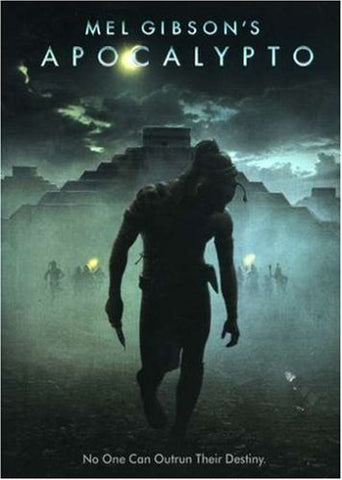 Apocalypto (DVD) Pre-Owned