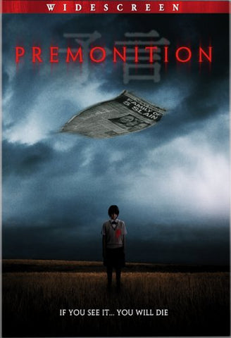 Premonition (Japanese Version) (DVD) Pre-Owned